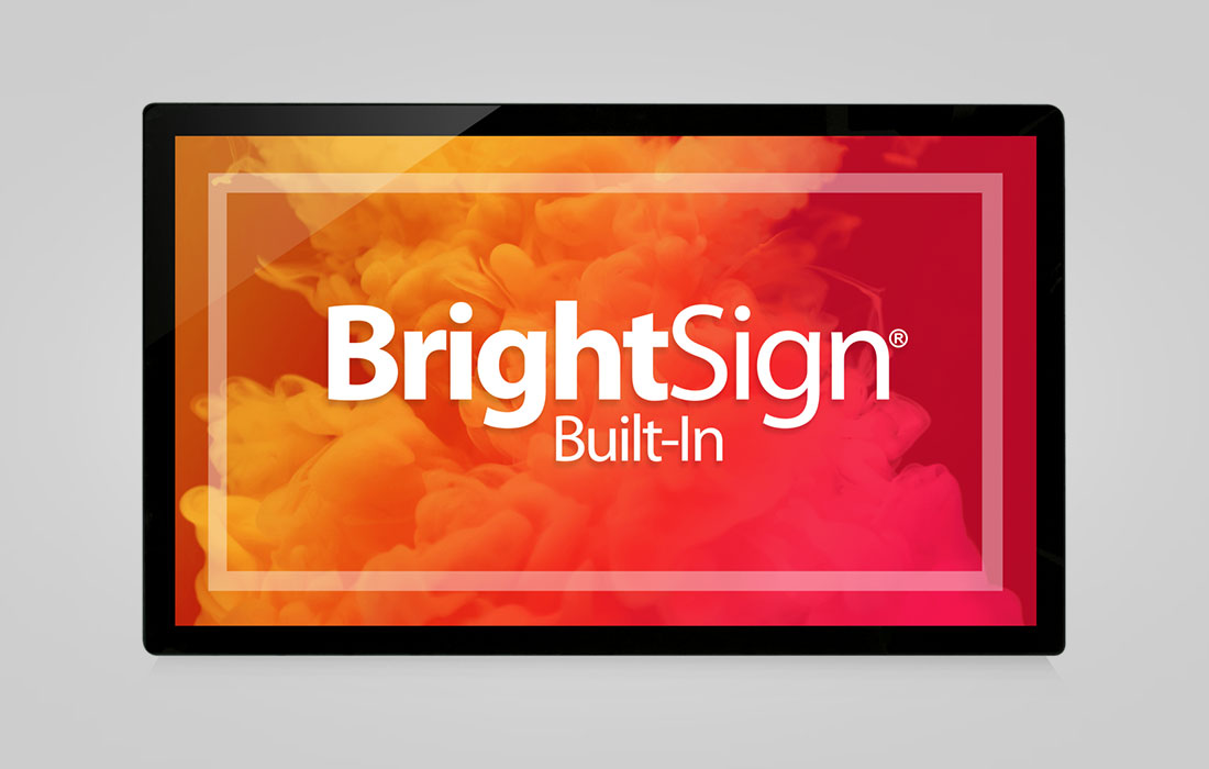 Bluefin Touch Display